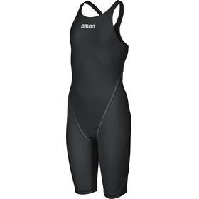 arena Powerskin St 2.0 Short Leg Open Full Body Suit Junior black